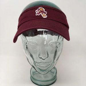 NCAA Arizona State Sun Devils Softball Visor